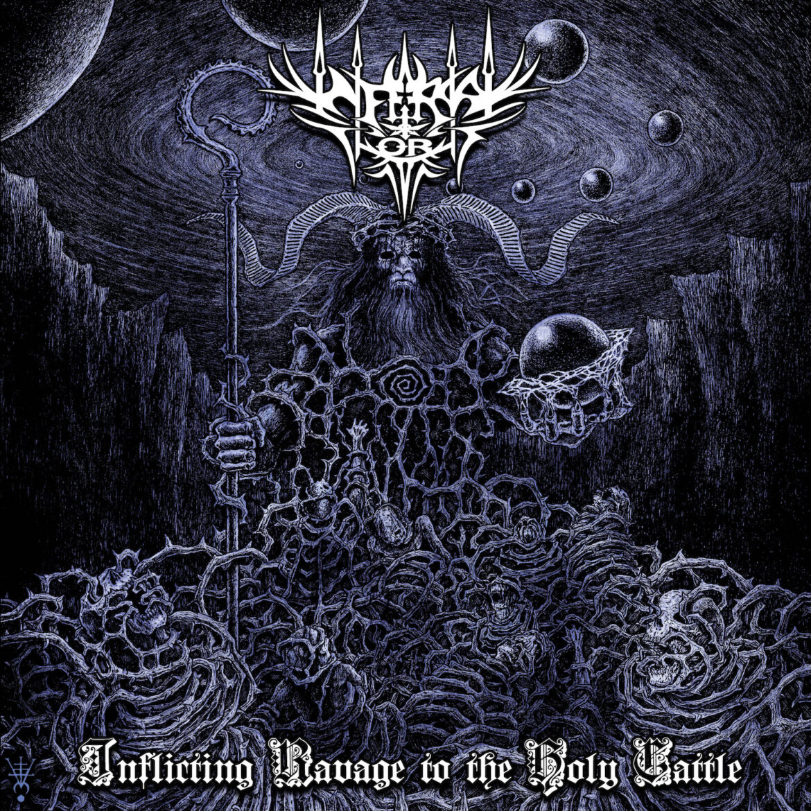 «Inflicting ravage to the holy cattle» es lo nuevo de Infernal Thorns