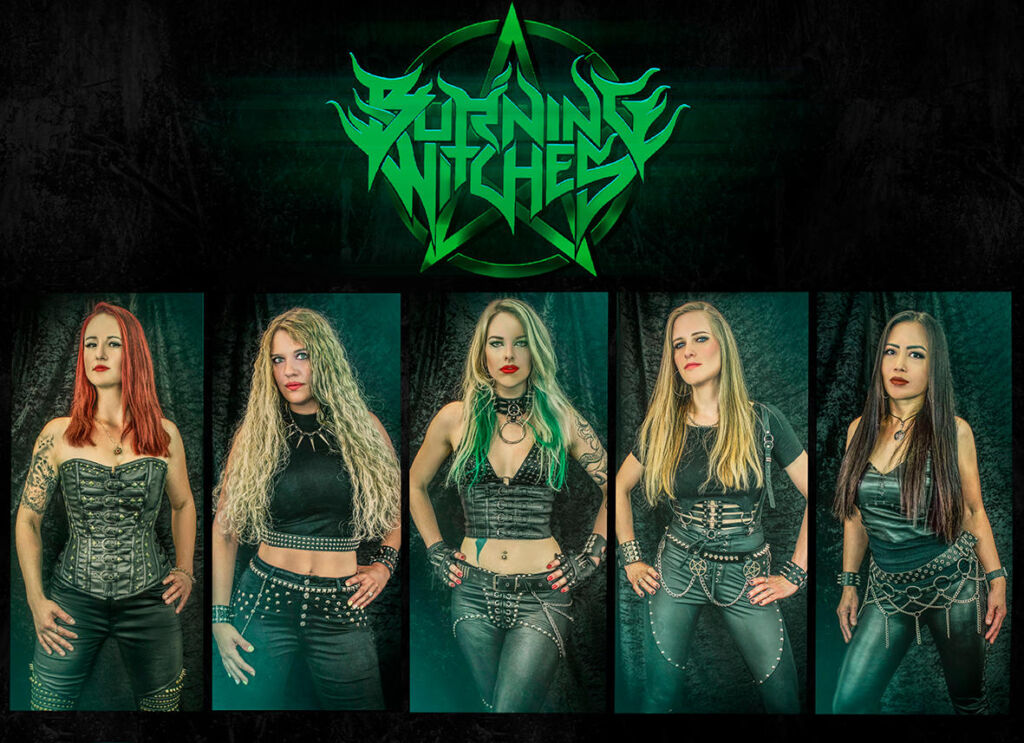 «Flight Of The Valkyries» lo nuevo de Burning Witches.