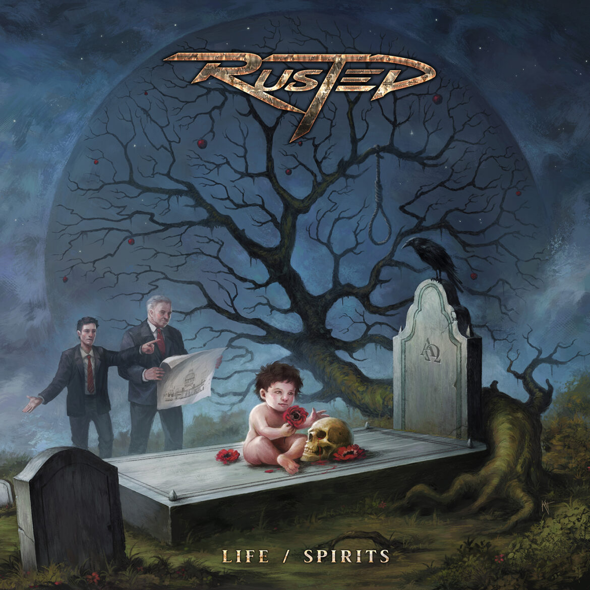 Rusted – Life Spirits (Chile/2021)