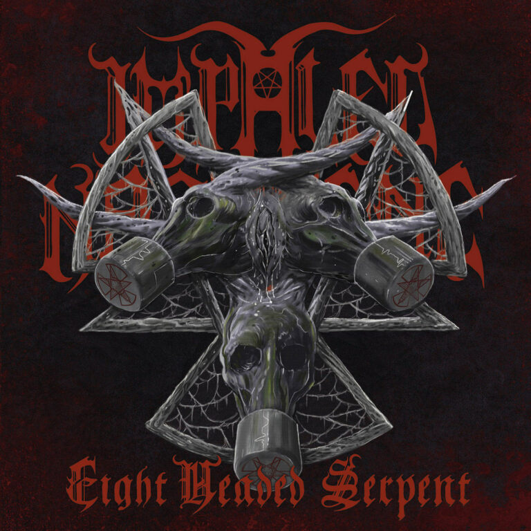 Impaled Nazarene revela detalles de su nuevo disco»Eight Headed Serpent».